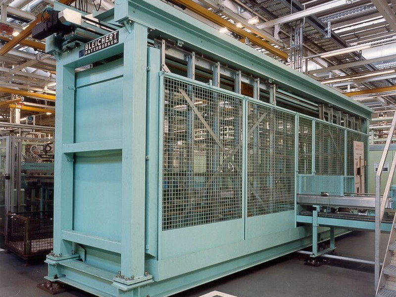 Automatic Storage And Retrieval System Asrs Bleichert